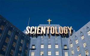 Sede de la Cienciología en Los Ángeles, California.