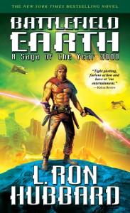 Libros de ciencia ficción publicados por L. Ron Hubbard antes de inventarse la Cienciología.