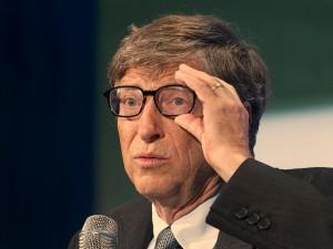 Bill Gates, fundador de Microsoft, ha sido otro de los invitados preferidos de Bilderberg por sus ideas de cómo reducir la población.