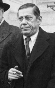 """Joseph Retinger, también fundador del Club Bilderberg y a través de este, creador de la Unión Europea. También conocido como """"su eminencia gris"""", era hombre de confianza de presidentes, ministros y políticos."""