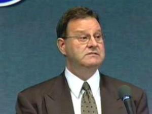 El sargento retirado Karl Wolfe trabajó para la NASA y la Fuerza Aérea norteamericana.