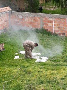 asbesto villa de Leyva