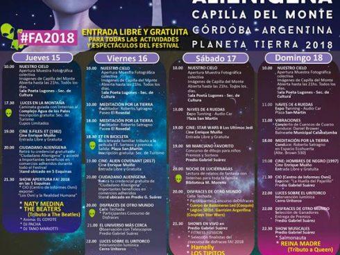 Festival Alienìgena