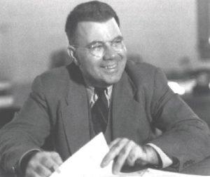 El Doctor Edward U. Condon,