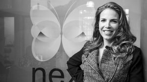 Selene Rojas, experta paraguaya en marketing.