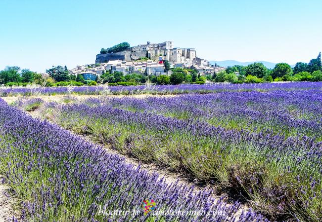 Pueblo de Grignan -Provenza Francia