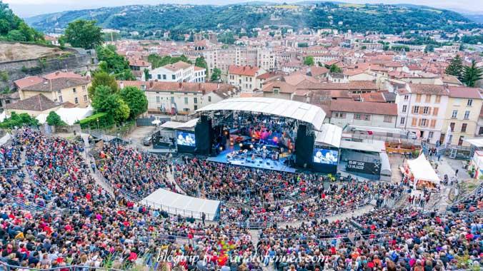 Festival de jazz vienne france