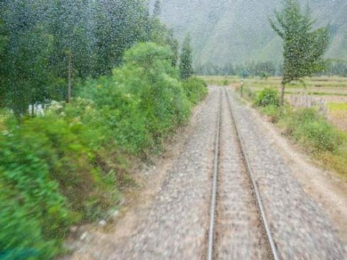 video viaje tren ollantaytambo machu picchu