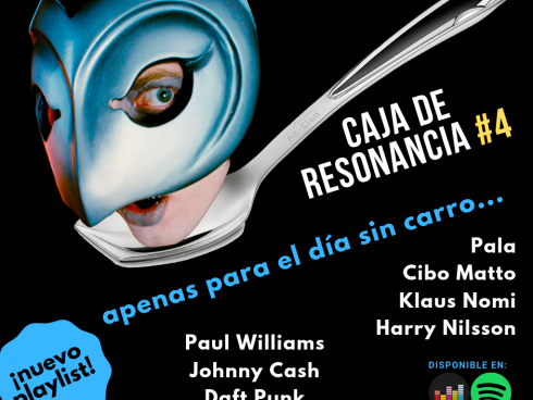 Caja de resonancia - Playlist #4