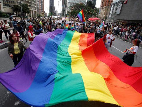Marcha LGBTI - Foto: El Tiempo