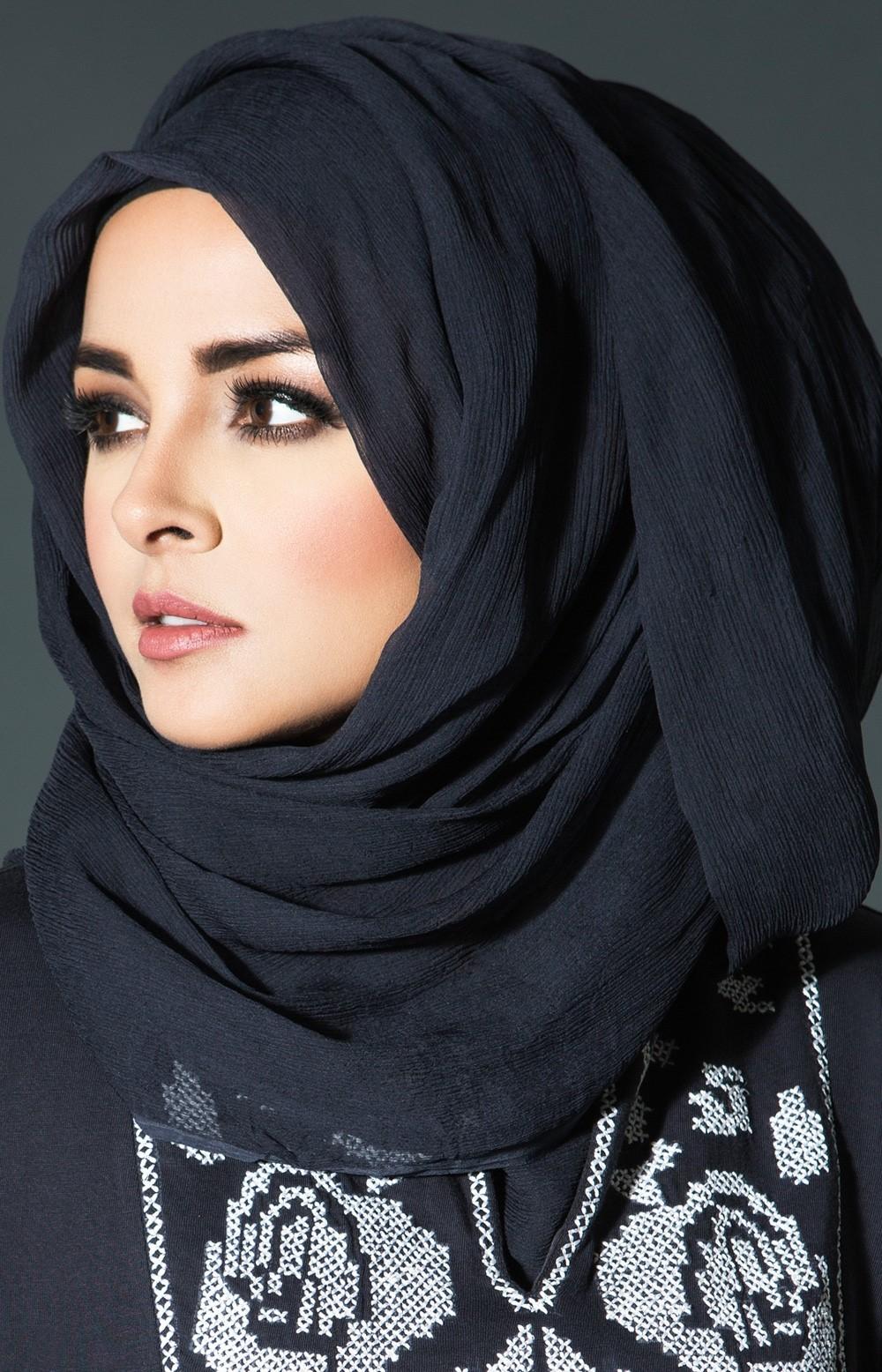 Mujeres arabes con burka