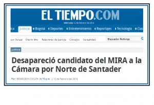 ET, Santader, miércoles febrero 12 2014