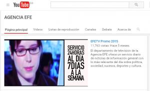 EFE, TV Promo, DÍA, DIAS; sábado abril 23 de 2016