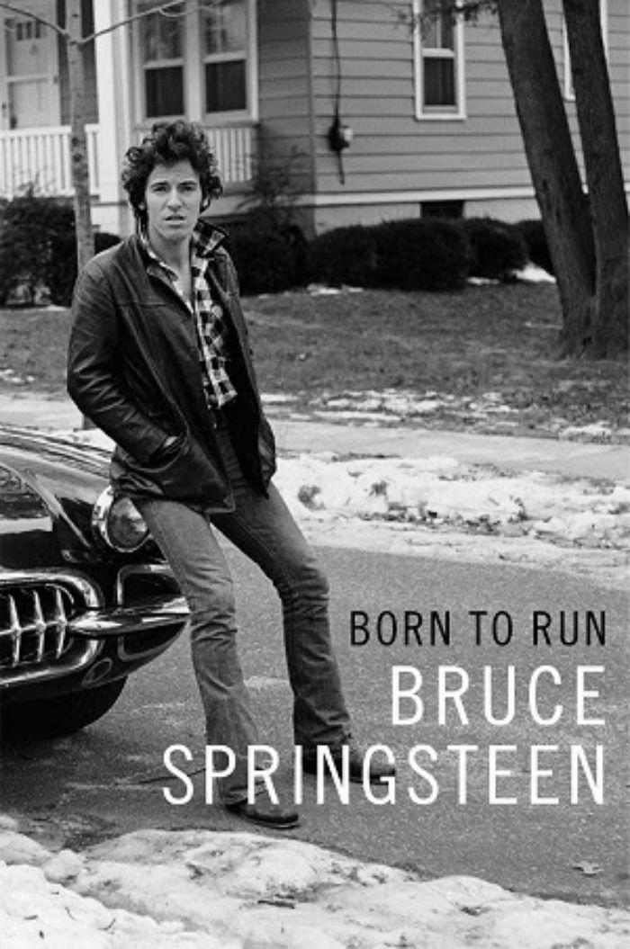 Caratula Born to run