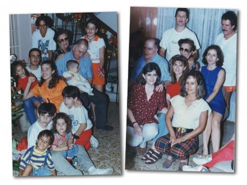 navidad familia medellin