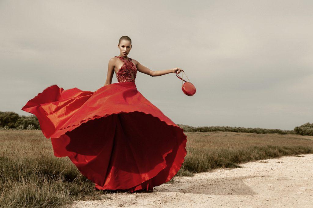 bolsa roja, hb