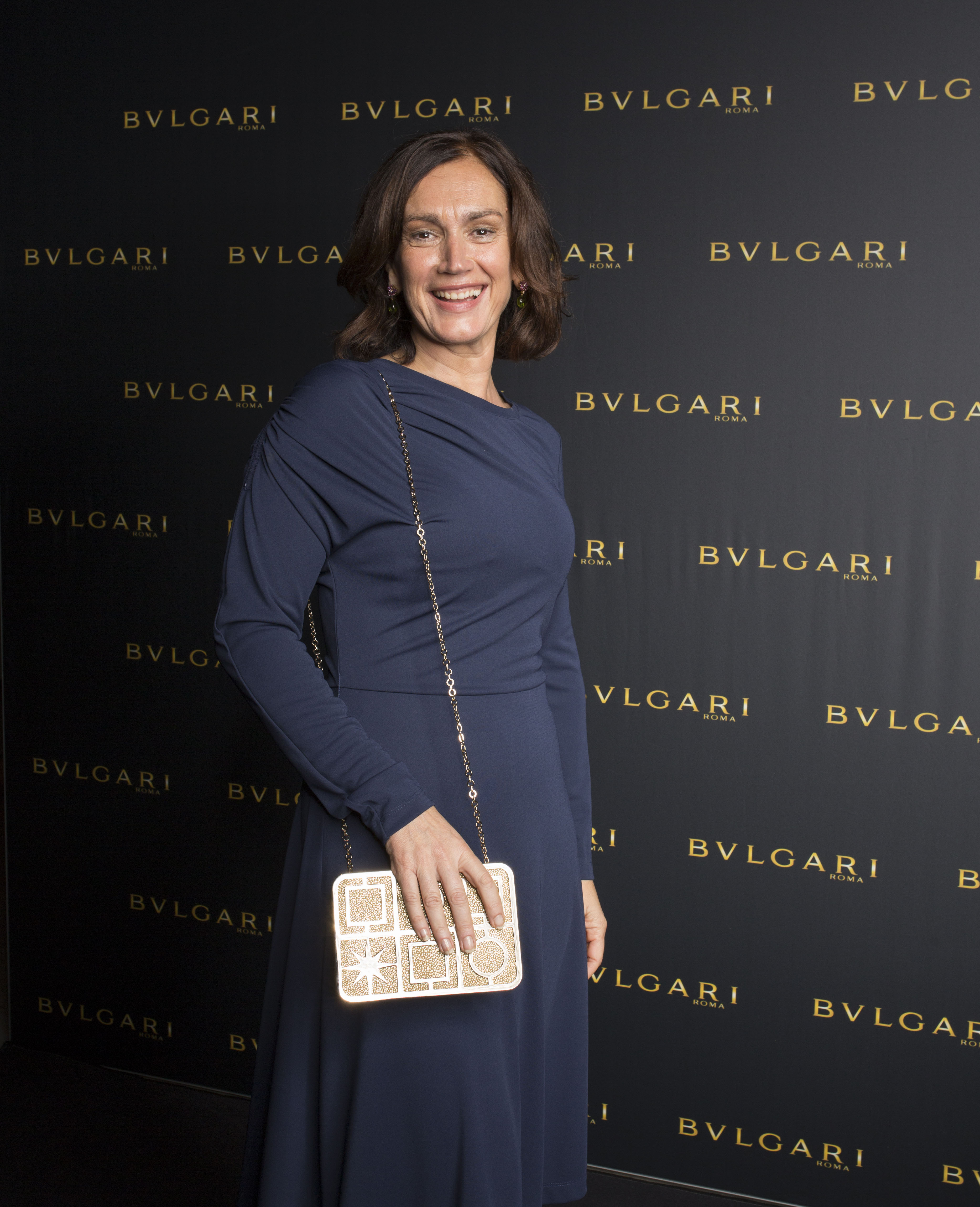 AMSTERDAM, NETHERLANDS - NOVEMBER 2: Monic Hendrickx attends Bulgari facilitating homecoming of long lost van Gogh masterpieces at the Van Gogh Museum on November 2, 2017 in Amsterdam Netherlands. (Photo by Serge Ligtenberg/Getty Images for Bulgari) *** Local Caption *** Monic Hendrickx