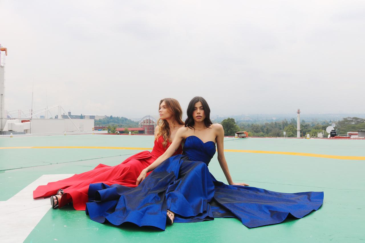 tres vestidos wd