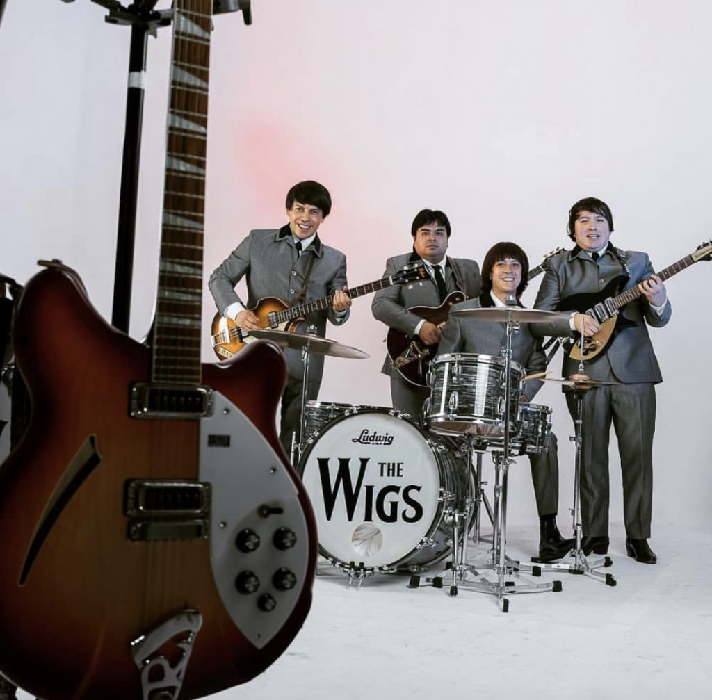 Foto: cortesía de The Wigs