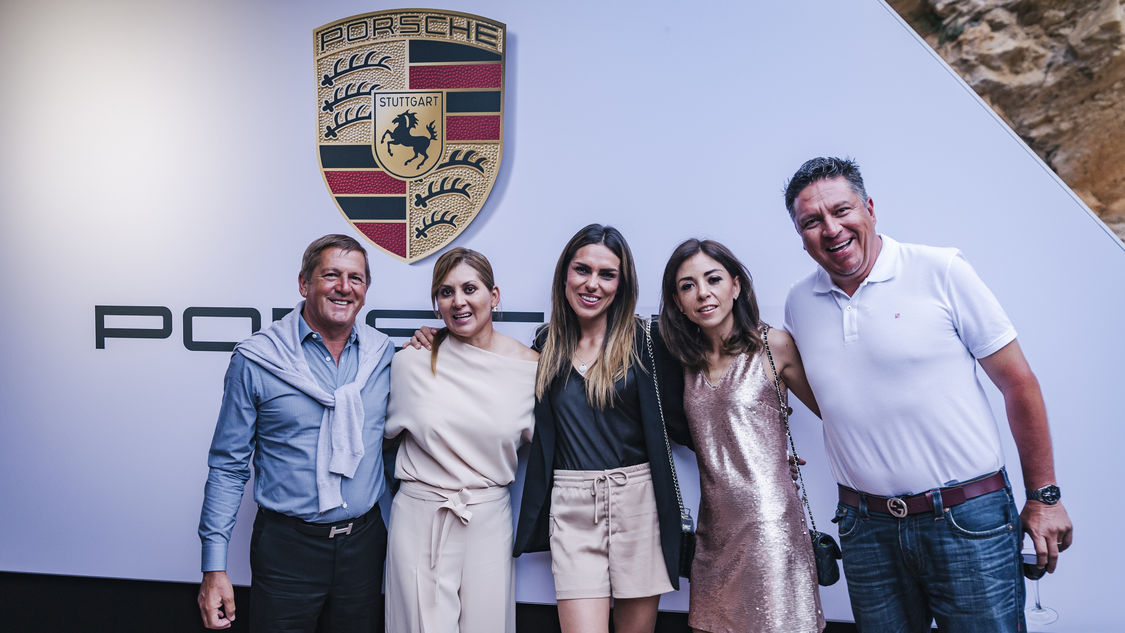 Porsche Golf World Final 2019. Foto: Molén Antolin