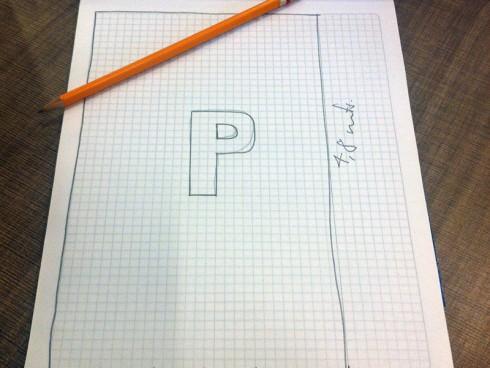 papel lapiz parqueadero LR
