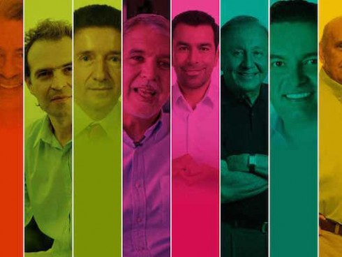 Gobernadores y alcaldes 2016. | Fuente: Revista Semana