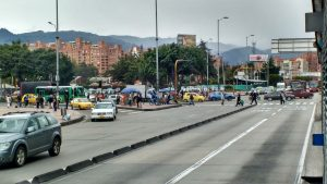 Av. Suba con Suba- Bogotá