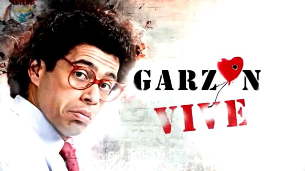 Jaime Garzón en bionovela Garzón Vive- Canal RCN