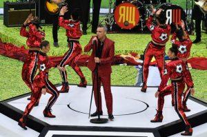 Mundial Rusia 2018 Robbie Williams - AFP