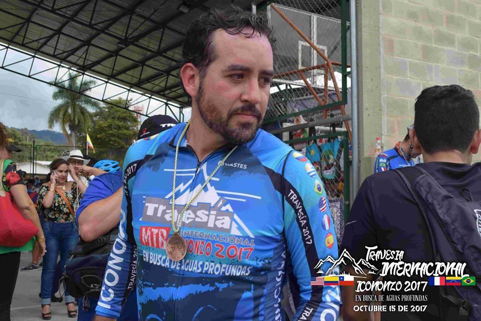 Culminando la Travesía Internacional de Ciclomontañismo Icononzo 2017.
