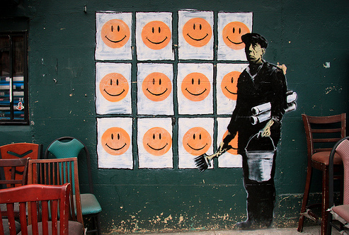 banksy-happy-faces-new-york