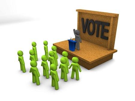 voto campaña