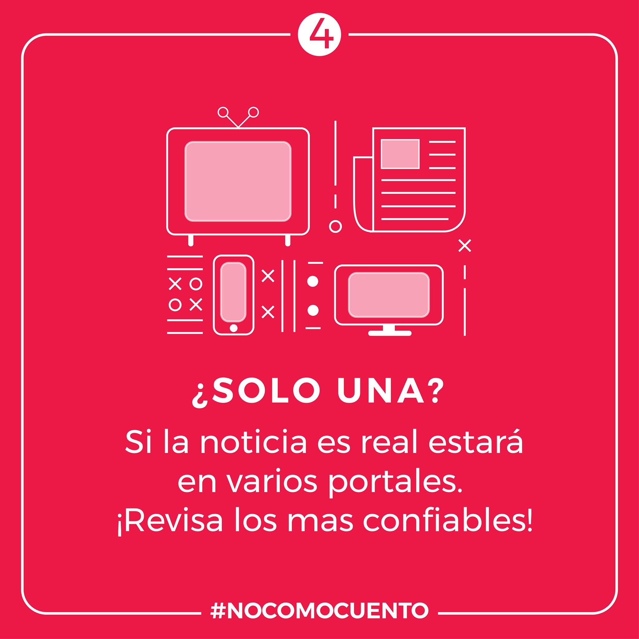 #NoComoCuento