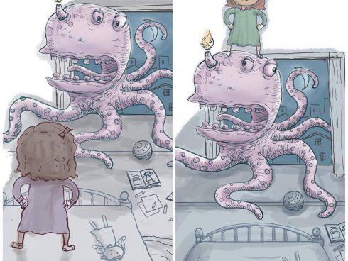 Ilustración: Diego Losada.