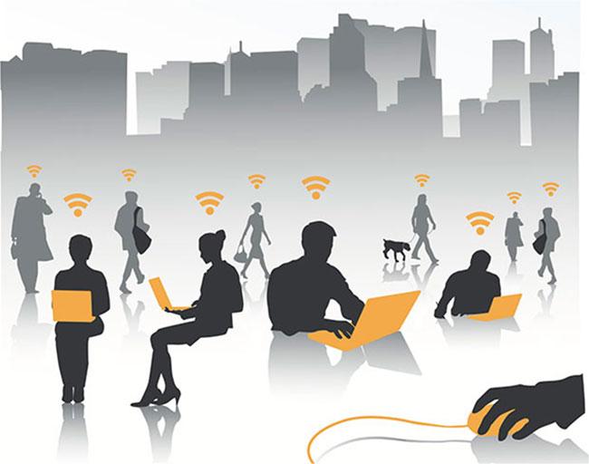 Colombia en el Inicio de la Era Digital