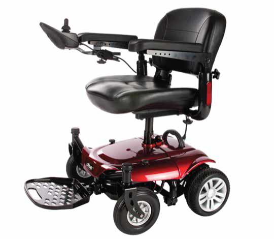 sillas de ruedas electricas bogota