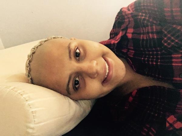 Julianita, necesita ayuda económica para sus quimioterapias - foto personal