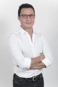 Carlos Caicedo, candidato a la presidencia de Colombia por Fuerza Ciudadana - foto personal