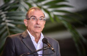 Humberto de La Calle - foto tomada de 360 Radio