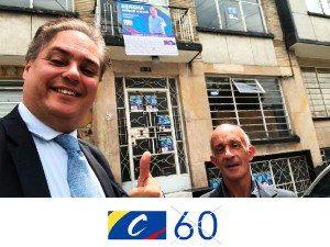 Andrés Forero Medina, candidato al Senado, # 60, Partido Conservador y Alianza Laicos de Colombia. - foto tomada de su página web