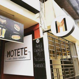 Sede de nuestra casa tertulia Motete en Quibdó - foto cortesía de Motete