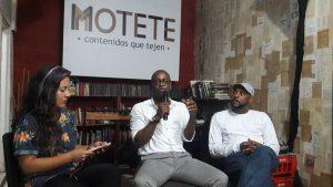 'Conversatorio con Directores de Medios de Comunicación' - foto cortesía de Motete