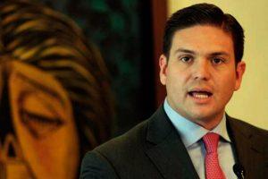 Juan Carlos Pinzón, candidato a la Presidencia de Colombia - foto tomada de El Heraldo