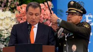 Senador Ernesto Macías - foto tomada de El Heraldo