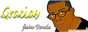 Gracias Maestro – foto tomada de yamileditions.blogspot.com