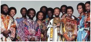 Earth Wind & Fire – foto tomada de kalimba-music.com