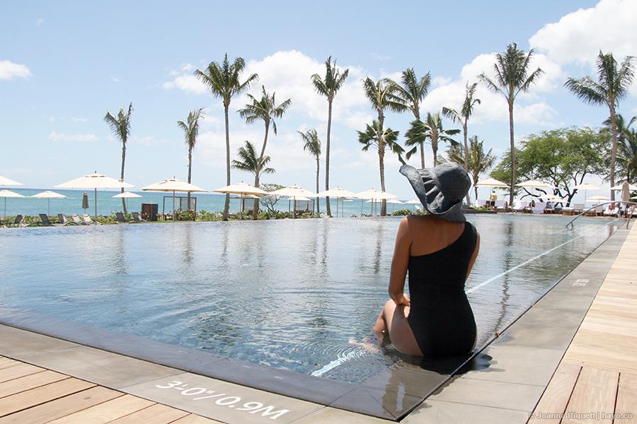 Joanna Riquett x Hawai10