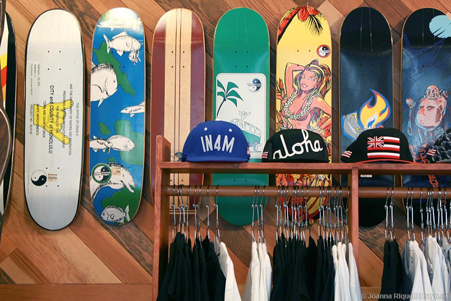 Joanna Riquett x Hawai5