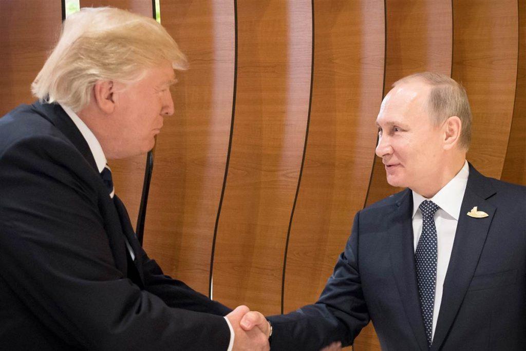 Lenguaje-Corporal-Trump-Putin