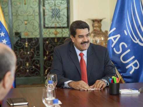 Nicolás Maduro - Foto: Cancillería Ecuador